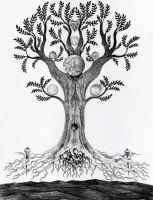 Yggdrasil by verreaux