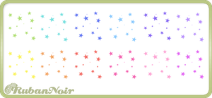 Transparent Star Pattern by Lady-Himiko