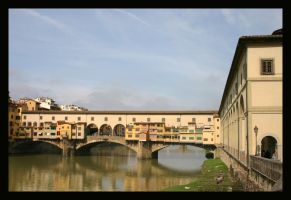 Ponte Vecchio by KingsRansom