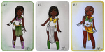 Senshi Adopt Set 4: PLANTS -CLOSED- by Toto-the-cat