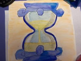 Phantom Hourglass Watercolor by shmad380