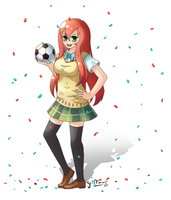 Cm- Campeonas by griff-chii