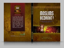 Moslims Bedankt Cover Book by Aljonaidy