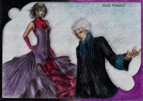 Vergil_Lady by 666DeviLPrincesS666