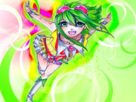 Gumi Megpoid by PanduPower