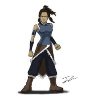The Legend of Korra by Devfrost2000