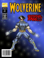 Wolverine Cover by ToneyHadnotJr