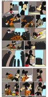 Mickey to the Rescue by Slasher12