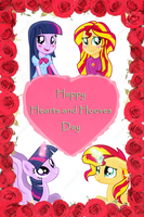 Happy Hearts and Hooves day! by Fluttershy626