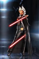 Dark Ahsoka by Harben-Pictures