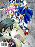 Issue 6 SHS Cover by amyrose777