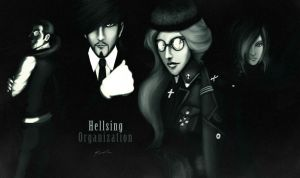 Hellsing Organization by koosha