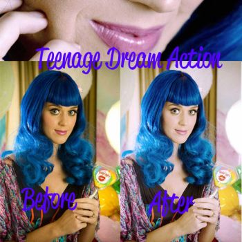 Teenage Dream.Action by SoNaturallySG