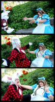 Alice and Peter: The Rejection by Mlarad