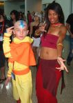 Baby Aang by xAleux
