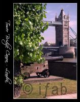 Tower Bridge Canon - London by iFab