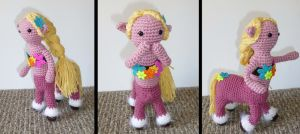 Lady Centaur by MilesofCrochet