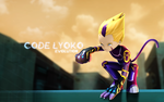 Code Lyoko Evolution - Odd Wallpaper by FearEffectInferno