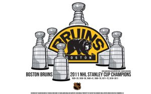 Boston Bruins 2011 Stanley Cup by Angelmaker666