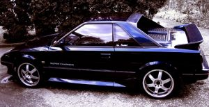 My AW11 MR2 by Axesent