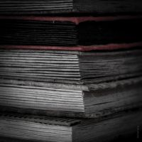 Unwritten Books by tholang