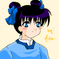 K-chan in chinese clothes by aiko19th