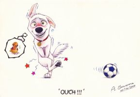 BOLT and Ball by 038574593