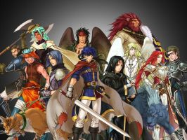 Path of Radiance Group by AdenRalumdan