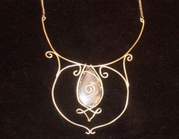 Geod Necklace by Sephirothslave