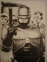 ROBOCOP , Dead or alive your coming with me by ARTIEFISHEL79