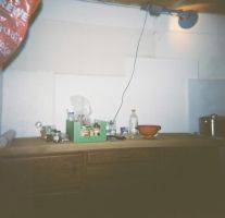 our kitchen by CocoCibelle