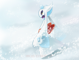 Spectral Ice Queen by AnnChovi
