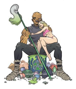 Toxie Pinup by zainocof