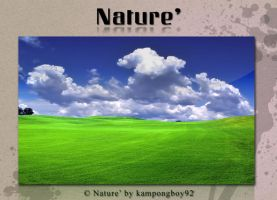 Nature' by kampongboy92