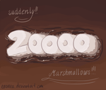 Thanks for 20,000 pageviews by enonea