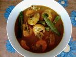Home Made Prawn Curry. by nejo233