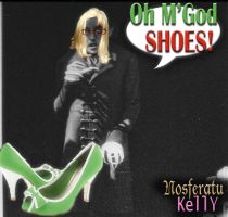 OMG SHoes, Nosferatu Kelly by DoreenPortico