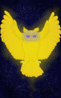 Space Owl or whatever by stoneman123