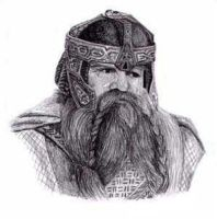 Gimli, Son of Gloin by xspiritedawayx