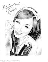 Alodia - Meow Signed by Ambient-Reverie