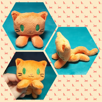 Little Kitty Beanie by Dawning-Love