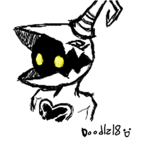Heartless Soldier iscribble by Doodlz18