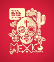 mexico by dracoimagem-com