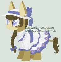 Southern Belle/Mule Adopt :CLOSED: by HopeForTheFuture13