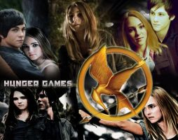 Hunger Games by FantasyAdiction