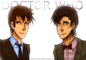 Doctor Who 10 11 by Pharos-Chan