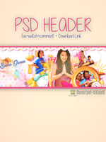 CLOSED! PSD HEADER by busrae-55sel