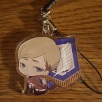Erwin Smith Cellphone Charm by Levi-Ackerman-Heicho