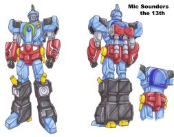 Mic full body color by FirebirdTomonaga