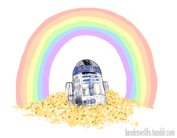 R2D2 and such by bensigas